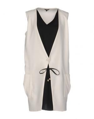 Короткое платье SIENNA. Цвет: белый