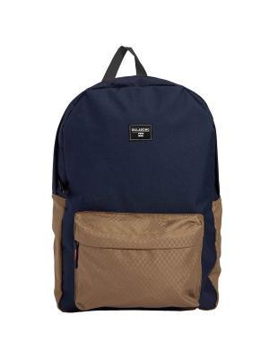 Рюкзак ALL DAY (FW17) BILLABONG. Цвет: темно-синий, хаки