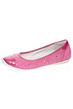 Туфли Ciao Bimbi. Цвет: розовый