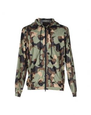 Куртка FIFTEEN AND HALF. Цвет: зеленый