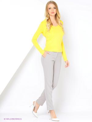 Болеро RUXARA. Цвет: желтый
