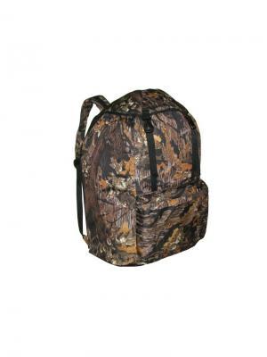 Рюкзак TRAPPER 80Л OXFORD 600D ЦВ ЛЕС (TRAP80A) Campland. Цвет: черный, коричневый, рыжий