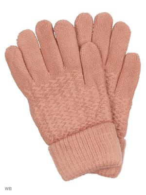 Перчатки UFUS. Цвет: бежевый