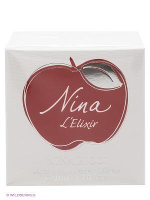 Nina Ricci Elixir Ж Товар Парфюмерная вода 50 мл. Цвет: белый