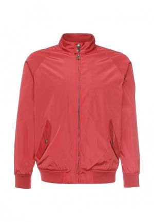 Куртка Piazza Italia. Цвет: красный