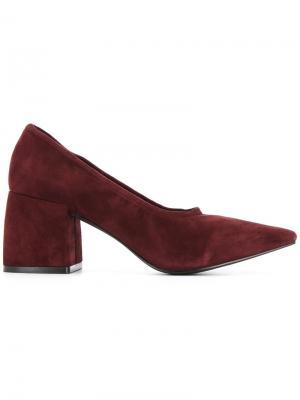 Туфли-лодочки Suzie Senso. Цвет: красный
