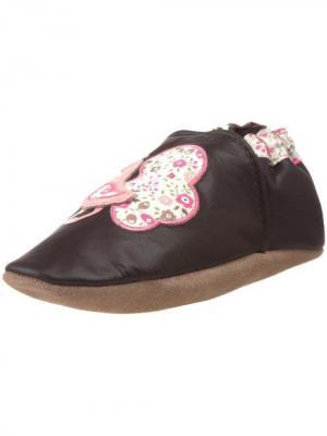 Ботинки MaLeK BaBy. Цвет: коричневый, малиновый
