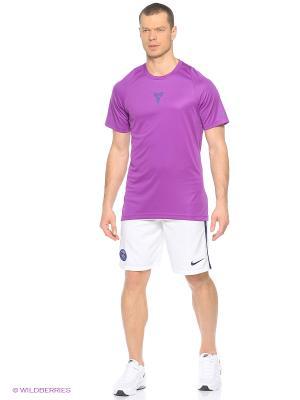 Футболка KOBE MAMBULA ELITE SHOOTER Nike. Цвет: фиолетовый