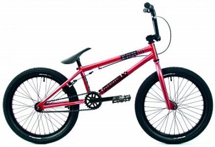 Велосипед BMX  Barcode 20.20 KHE