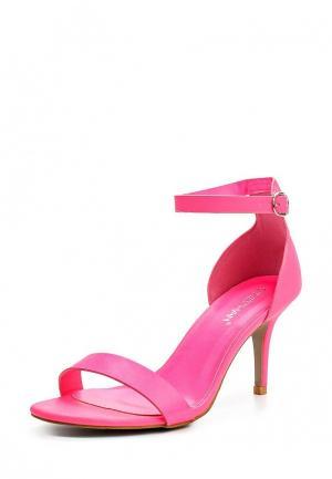 Босоножки Stephan. Цвет: розовый