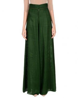 Повседневные брюки BY. BONNIE YOUNG. Цвет: зеленый