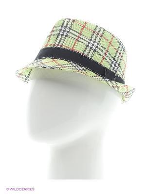 Шляпа Stilla s.r.l.. Цвет: салатовый
