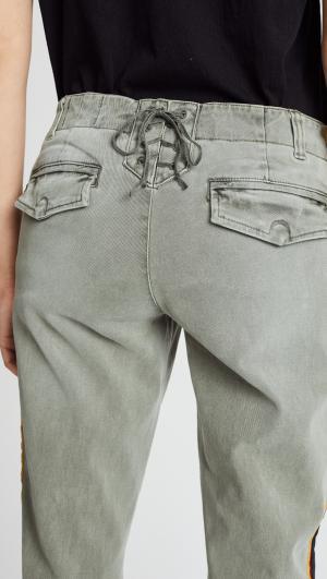 Side Stripe Pants Pam & Gela