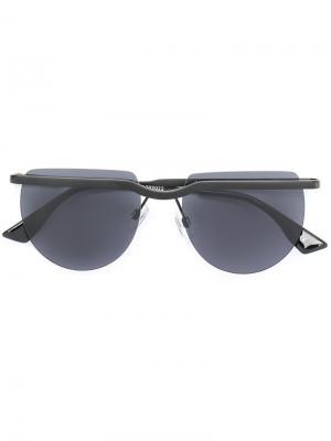 Mafia Moderne sunglasses Le Specs. Цвет: чёрный