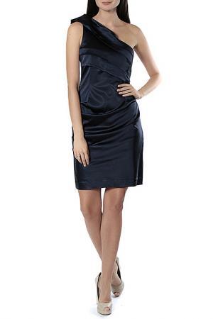 Платье Aftershock. Цвет: navy