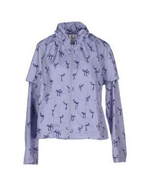 Куртка PINKO UNIQUENESS. Цвет: сиреневый