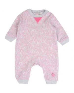 Детский комбинезон BONNIE BABY. Цвет: розовый