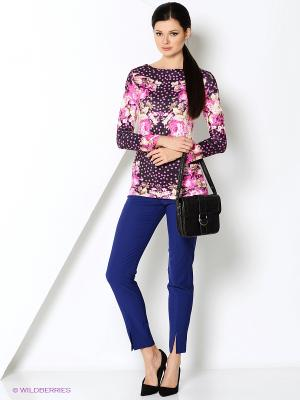 Джемпер Taya jeans. Цвет: малиновый, розовый