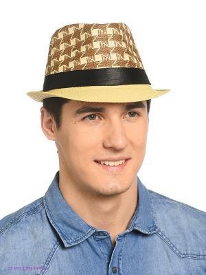 Шляпа Shapkoff. Цвет: светло-бежевый