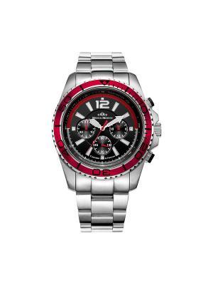 Часы Mikhail Moskvin. Цвет: красный, серебристый