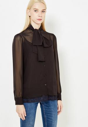 Блуза Liu Jo Jeans. Цвет: черный