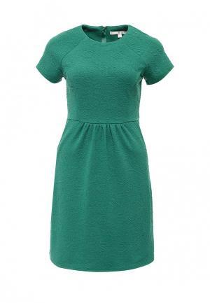 Платье Y by Yumi. Цвет: зеленый