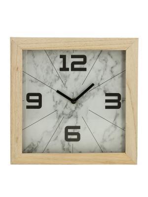 Часы RICH LINE Home Decor. Цвет: бежевый