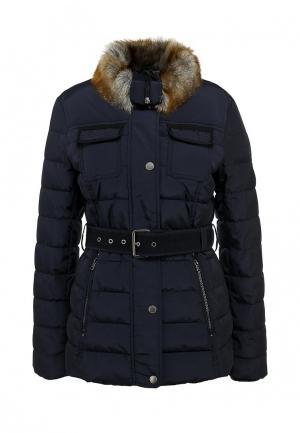 Куртка утепленная Halifax. Цвет: синий