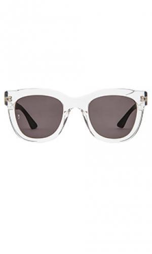 Солнцезащитные очки stone cold Wonderland. Цвет: черный