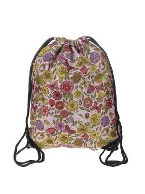 Рюкзак женский Migura. Цвет: розовый, желтый, зеленый, сиреневый, красный