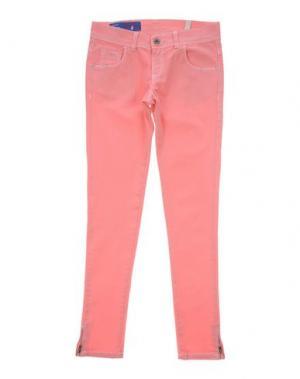 Джинсовые брюки HARMONT&BLAINE. Цвет: светло-фиолетовый