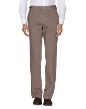 Повседневные брюки DAY BIRGER ET MIKKELSEN. Цвет: хаки