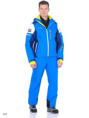 Куртка Stayer. Цвет: белый, темно-синий, синий, салатовый, красный