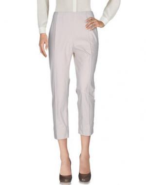 Повседневные брюки SEDUCTIVE. Цвет: бежевый
