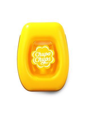 Ароматизатор воздуха Chupa Chups CHP401. Цвет: желтый