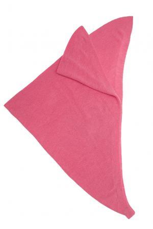 Шаль из шерсти 153305 Norsoyan. Цвет: розовый