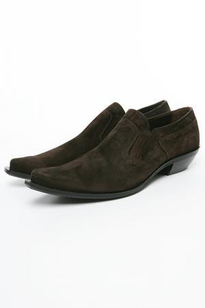 Туфли Etor. Цвет: коричневый