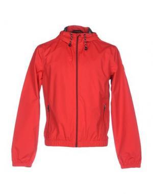 Куртка CIESSE PIUMINI. Цвет: красный