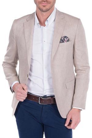 Пиджак Sir Raymond Tailor. Цвет: бежевый