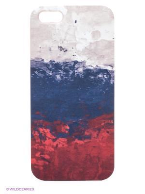Чехол Mitya Veselkov. Цвет: красный, синий, серый