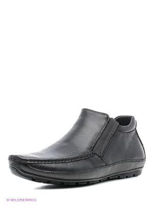 Ботинки Calipso. Цвет: черный