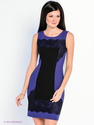 Платье Personage. Цвет: индиго