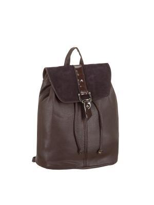 Рюкзак Sofiya. Цвет: коричневый