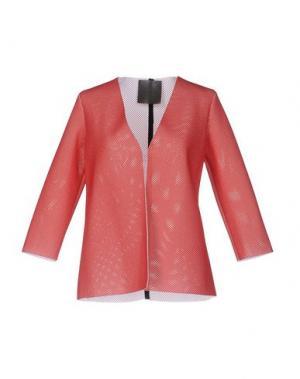 Пиджак ES'GIVIEN. Цвет: красный