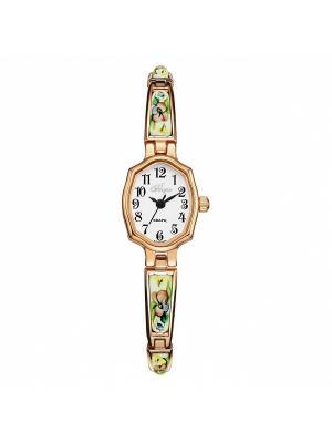 Часы Mikhail Moskvin. Цвет: зеленый, золотистый, светло-зеленый