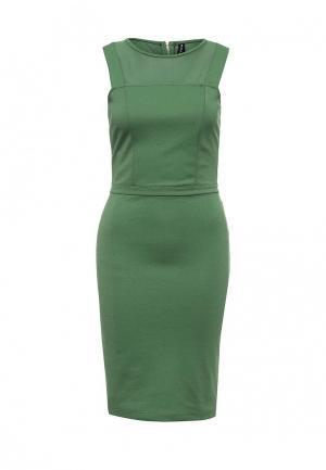 Платье Concept Club. Цвет: зеленый