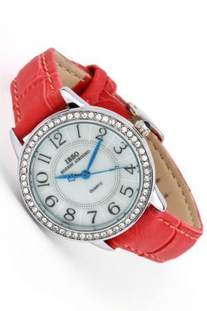Часы IBSO. Цвет: розовый