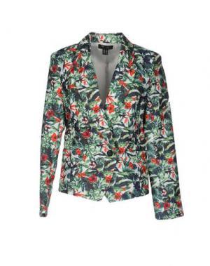 Пиджак CUTIE. Цвет: зеленый