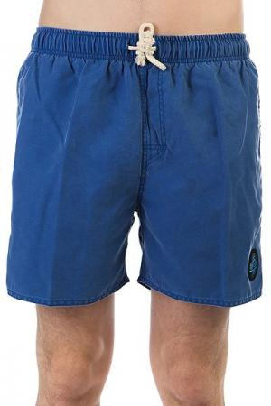 Шорты пляжные  Volley Bondi 16 Boardshort True Blue Rip Curl. Цвет: синий