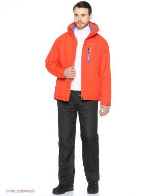 Куртка Alpine PRO. Цвет: красный